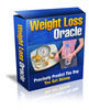 Weight Loss Oracle
