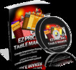 Thumbnail EZ Pricing Table Maker   Master Resale Rights