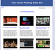 Thumbnail Career Planning Video Site Builder MRR/Giveaway Rights