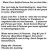 Thumbnail 2018 Selfie Website Marketing