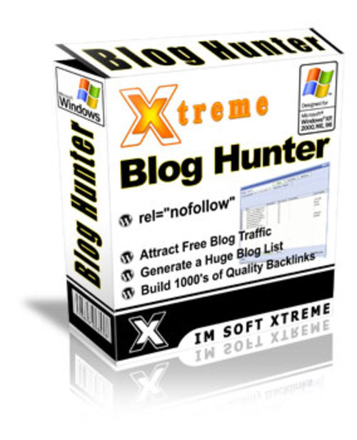 Product picture XTREME BLOG HUNTER
