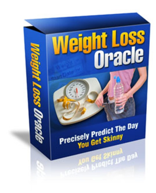 Product picture Weight Loss Oracle MRR