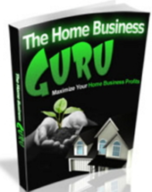 Product picture The Home Business Guru