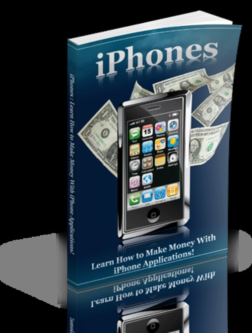 Product picture  How To Make Money With iPhones  Resell Rights