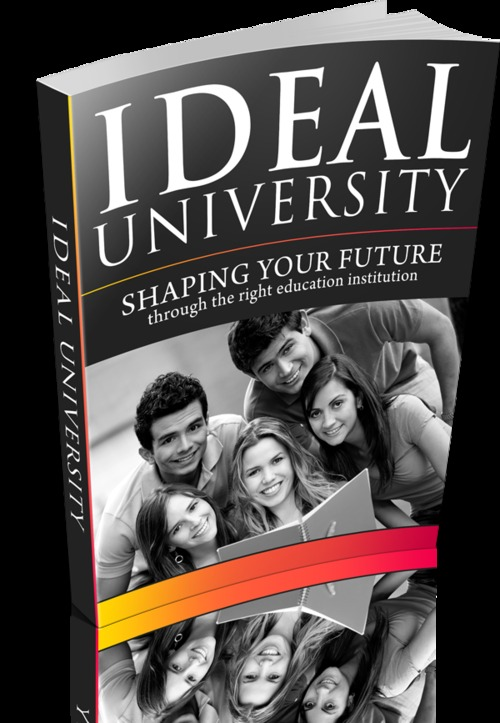 Product picture Ideal University- MRR/Giveaway Rights