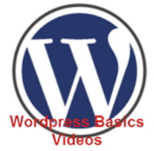 Product picture WordPress Basics Videos Master Resale Rights