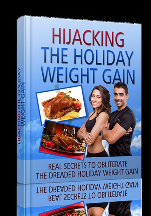 Product picture HiJacking The Holiday Weight Gain ebook,Audio,Graphics+MRR R