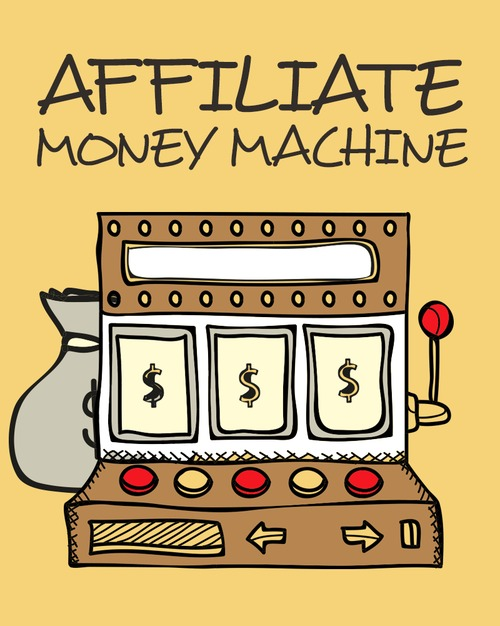 Product picture Affiliate Money Machine Resell Rights